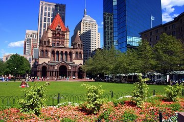 Walking Tour of The Freedom Trail plus Beacon Hill to Copley Square & Back Bay