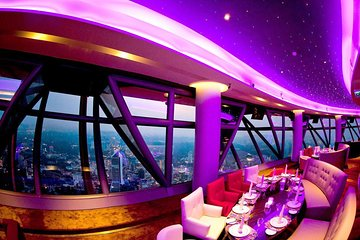 Dining Experience at Atmosphere 360 Restaurant in Menara Kuala Lumpur Tickets