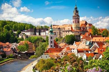 Český Krumlov Tour including Medieval Tavern Lunch