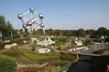 Mini-Europe and Atomium Combo Ticket