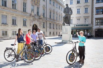 Classic Guided Bike Tour Vienna Tickets