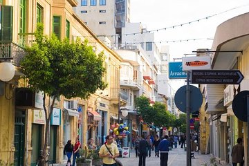 Nicosia die letzte geteilte...