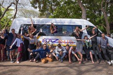 21-Day Pass Hop-on Hop-off Baz Bus Travel Pass – Cape Town Departure