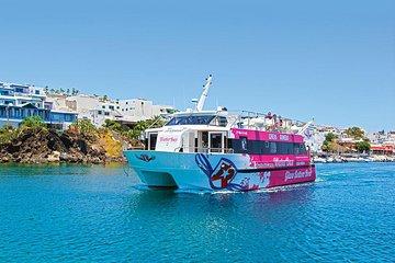 One-Way or Return Water Taxi: Puerto del Carmen-Puerto Calero