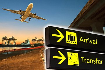 Delhi - private transfer from Airport to Hotel