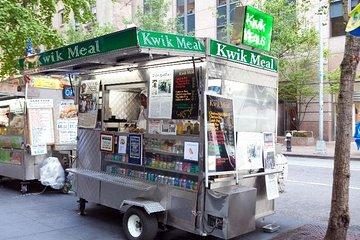 New York City Food Cart Walking Tour