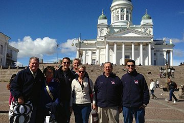 Small-Group Walking Tour of Helsinki