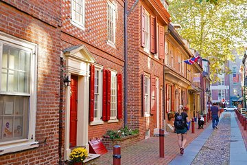 From History to Happy Hour Philadelphia Walking Tour