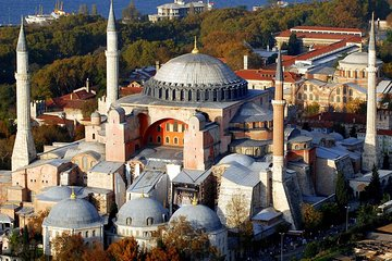 Skip the Line: Hagia Sophia Museum Admission Ticket with English Speaking Guide