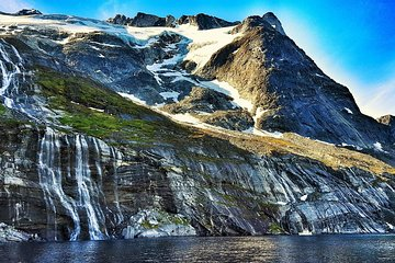 Boat Tour to the Fiords