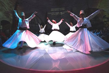 Skip the Line: Whirling Dervish Ceremony Ticket in Istanbul