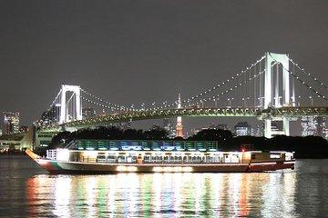 Japanese Style Dinner Cruise by Yakatabune by Tokyo Bay