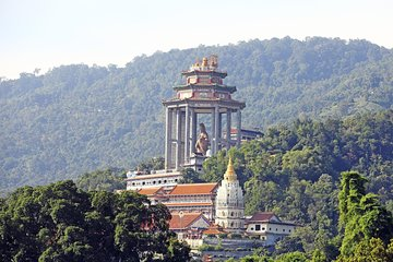 Penang Tour: Penang Hill and Kek Lok Si Temple