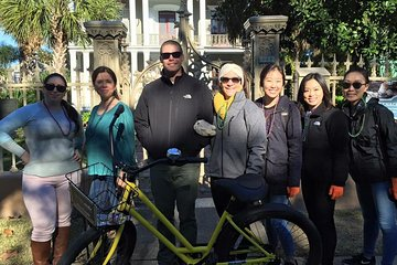 New Orleans French Quarter and Garden District Bike Tour