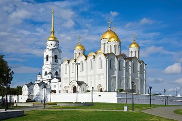 4-Day Golden Ring Tour from Moscow