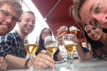 Treasure Hunt and Beer Tasting in Brussels Tickets