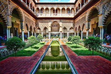 Alcazar of Seville Guided Tour with Skip the Line Ticket