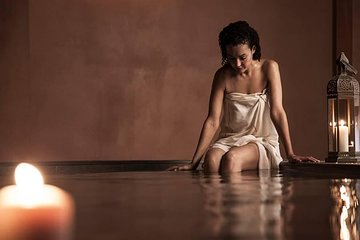 Arabian Baths Experience at Madrid's Hammam Al Ándalus with 45 minutes massage