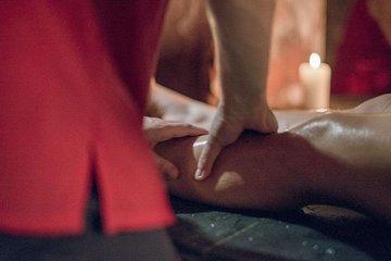 Arabian Baths and 30' Massage at Madrid's Hammam Al Ándalus