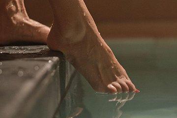 Arabian Baths and 60 min massage at Madrid's Hammam Al Ándalus