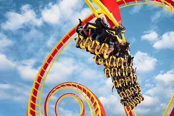 Imagica Theme Park Entry Ticket (Adlabs), Khopoli, Maharashtra