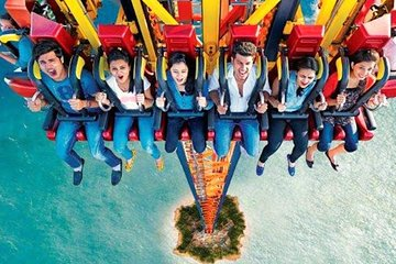 Essel World Theme Park Admission Ticket, Borivali (West), Mumbai