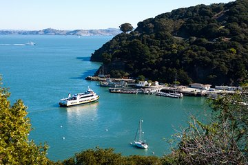 Straight to the Gate Access: San Francisco Ferry to Angel Island