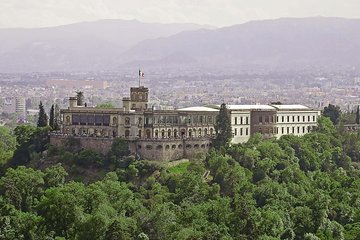 Chapultepec Castle & National Museum of Anthropology