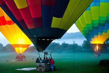 Wine Country Hot-Air-Balloon Ride