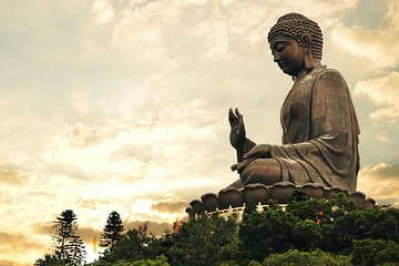 Hong Kong Travel Pass Combo: MTR Pass, Ngong Ping Cable Car and Big Buddha Tour