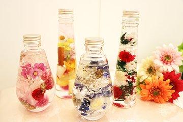 Herbarium Bottle Making Workshop in Tokyo