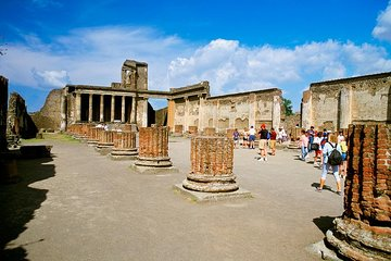 Pompeii and Herculaneum Day Trip from Naples