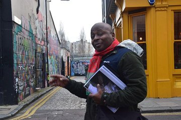 Gangster Tour of London's East End Led by Actor Vas Blackwood
