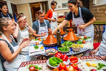 Experience Morocco: Visit a Souk and Cook Moroccan Food in Marrakech Tickets
