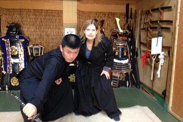 Tokyo Dojo Samurai Training Small Group Experience 2021