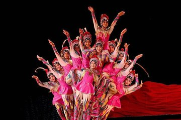 Chinese Acrobatics Show Tickets at Chaoyang Theatre