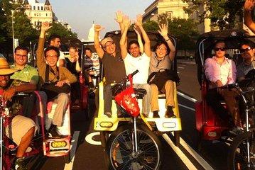 Washington DC National Mall and Museums Pedicab Tour