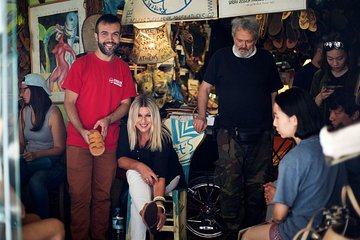 Made In Athens: Greek Memorabilia Small Group Shopping Experience