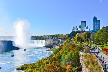 Two Day Combo: Niagara Falls and Washington with Philadelphia from New York