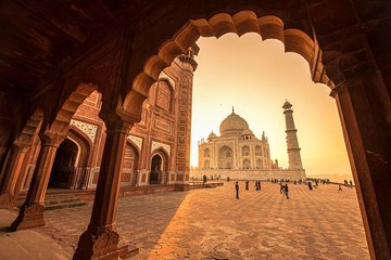 Private Trip: Same Day Agra Tour By Car