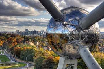 Skip the Ticket: Brussels Atomium Entry Ticket