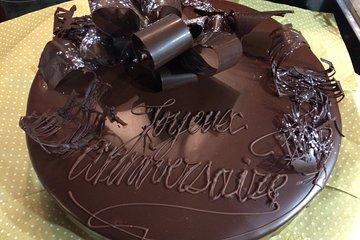 Gâteau Croustillant Royal Au Chocolat