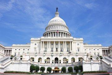 最佳DC贵宾:美国国会大厦,国家档案保留访问,白宫,林肯纪念堂