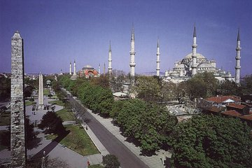 Private Istanbul Old City Walk Tickets