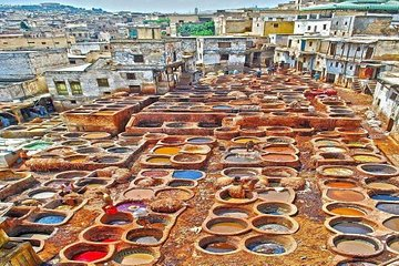 Save 20.00%! 4 Days tours from Casablanca to Chaouen and Fes