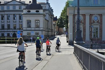 Stockholm Private Bike Tour