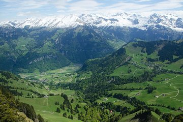 Mount Stanserhorn tour with personal guide and private driver including all tickets
