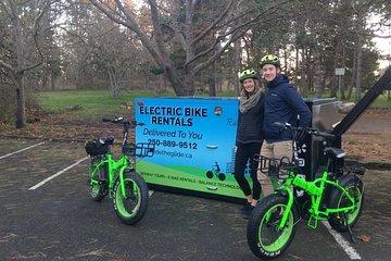 3 Hour Victoria Electric Bike Rental Delivered 2019