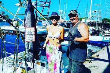 Hook up fiskeri linje