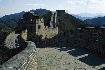 Beijing Daily Bus Group Tour Including Ming Tomb, Jade Gallery And Badaling Great Wall